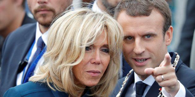 Emmanuel nomina Brigitte premiere dame della