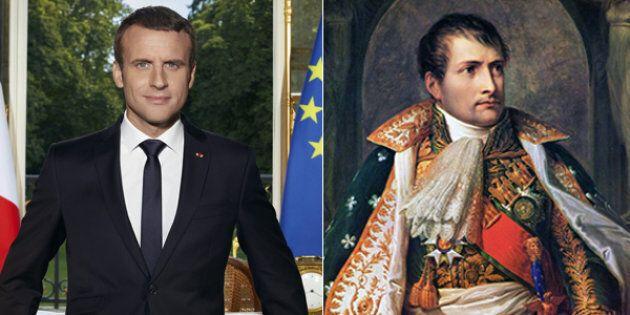 Fare il Napoleone non basta. Cento giorni di Macron: francesi