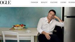 Vogue America sceglie Renzi per la copertina: