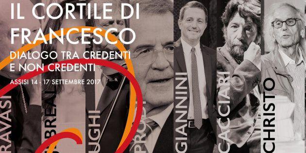 """Torna il """"Cortile di Francesco"""": dal 14 al 17 settembre ad Assisi incontri sul tema del """"cammino"""". Aperte..."""