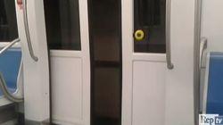 A Roma la metro corre a porte