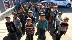 Il veleno della guerra uccide il futuro dei bambini