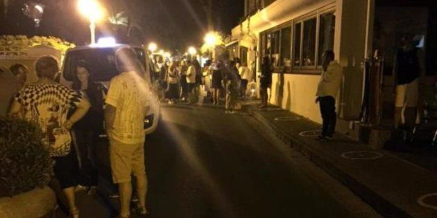 Terremoto a Ischia, scossa di magnitudo 4.0. Alcuni edifici crollati, un morto, feriti e