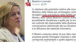 Lorenzin non si ferma più, un'altra gaffe su Fb: