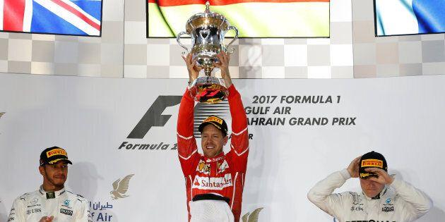 F1 Gp del Bahrain. È di nuovo Ferrari, è di nuovo