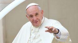 Il Papa ai giornalisti: