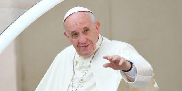 Papa Francesco ai giornalisti: