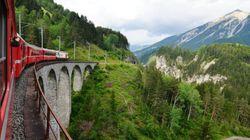 I 10 più spettacolari viaggi in treno di cui probabilmente non hai mai neanche sentito