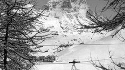 Neve ad alta quota: sciatore teme i controlli e lancia cocaina dalla