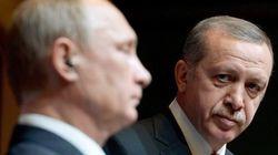 La Turchia sotto attacco riallaccia con Mosca. Un'altra onta agli occhi