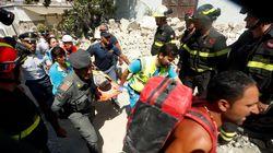 I bambini di Ischia salvati dagli stessi vigili del fuoco di