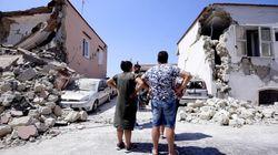 Il terremoto a Ischia è il tipico esempio del solito dito con la solita