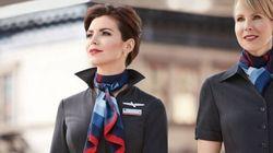 Le hostess American Airlines contro la nuova divisa: