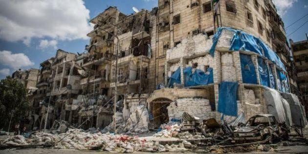 Basta bombe su una popolazione fragile e indifesa. Msf in piazza per la