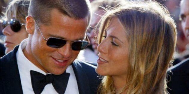 Jennifer Aniston snobba Brad Pitt: l'attrice ha detto