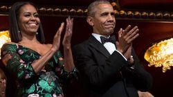 Il vestito di Michelle al gala nasconde un messaggio per Renzi (secondo il New York
