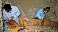 Scoperta tomba egizia di 3mila anni fa: all'interno 8