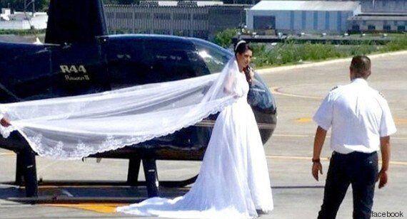 Brasile, il tragico volo della sposa: doveva arrivare all'altare in elicottero ma il velivolo è precipitato....