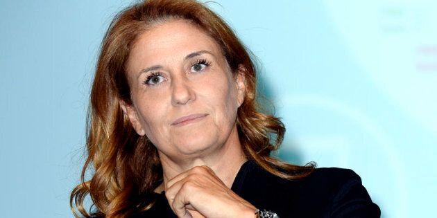 18/02/2016 Roma. Rai, presentazione nuovi Direttori di rete. Nella foto il Presidente Monica