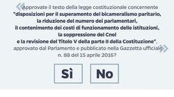 Scontro sulla scheda del referendum. Brunetta: