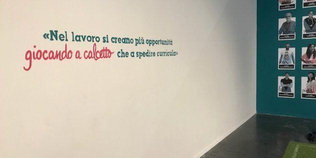 Al Meeting di Cl arriva Poletti e la frase sul calcetto scompare. Gli organizzatori: