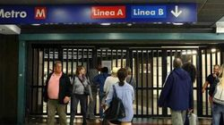 Roma, in bilancio mancano i soldi per mantenere la metro A.