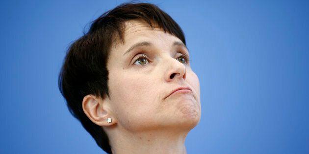 Frauke Petry non sarà capolista alle elezioni tedesche di