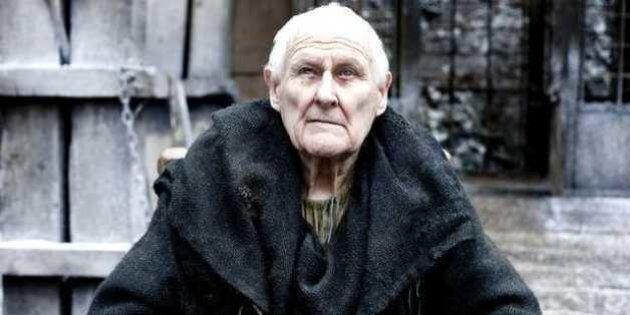 Peter Vaughan è morto: il maestro Aemon di Game of Thrones aveva 93