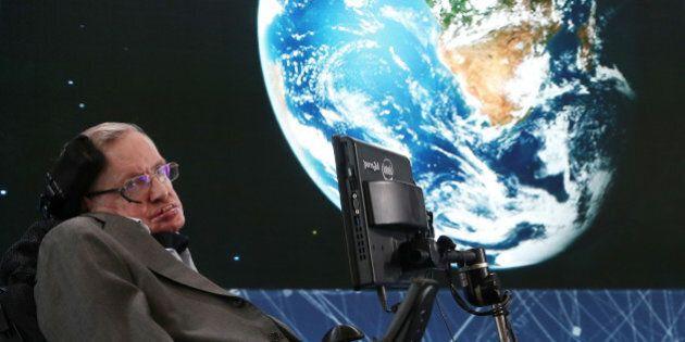Stephen Hawking contro le élite: