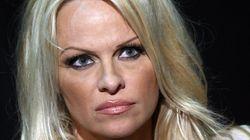 Pamela Anderson chiede ai francesi di votare alle presidenziali Jean-Luc