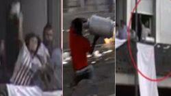 La polizia diffonde 3 video per spiegare perché secondo loro erano necessari lo sgombero e gli