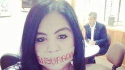 I giornalisti messicani contro la