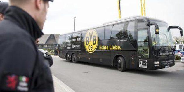 Movente finanziario per l'attacco al bus del Dortmund: l'uomo arrestato speculava sul crollo in borsa...