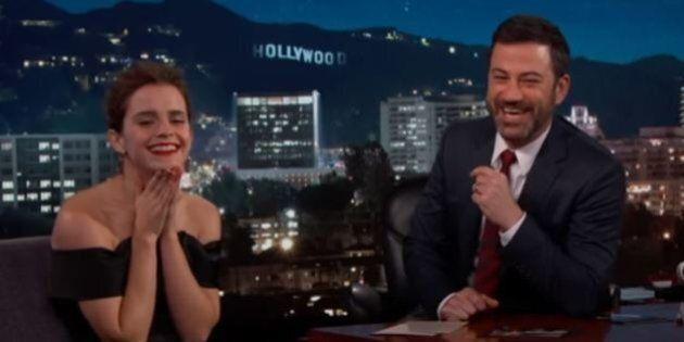 Emma Watson spiega come un suo tic ha rovinato diverse scene di