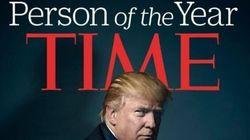 TIME sceglie The Donald: è la persona