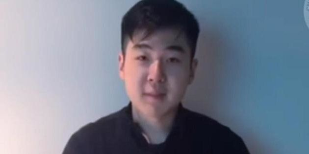 Il figlio di Kim Jong-Nam appare in video: