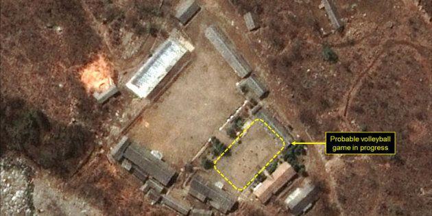 Perché nel sito nucleare della Corea del Nord giocano a