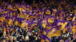 Il Barcellona fa il miracolo contro il Psg, i tifosi al Camp Nou cantano a squarciagola