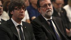Rajoy chiede a Puidgemont di rinunciare a piani di