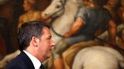 L'ora del sospetto di Renzi: