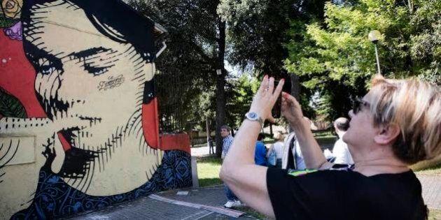 La street art conquista gli anziani. Cronaca di un cortocircuito