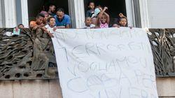 I migranti di piazza Indipendenza domani in prefettura con la richiesta dell'apertura di un tavolo per la gestione