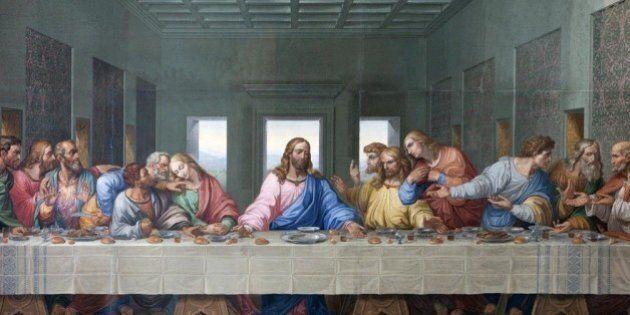L 39 ultima cena di leonardo da vinci rivelato un for Il cenacolo bagno di romagna