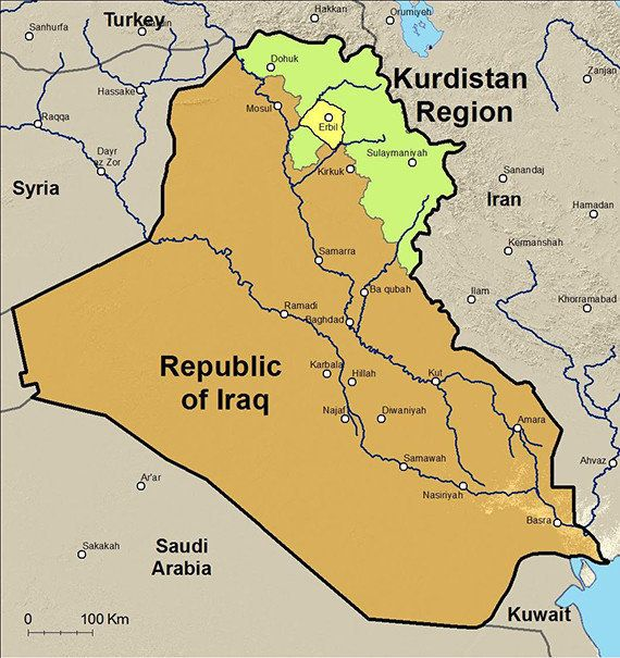 Lo sciacallaggio delle interinali nel Kurdistan