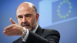 Moscovici getta acqua sul fuoco: