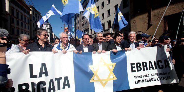 Ebrei e 25 aprile: che