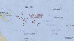 Terremoto di magnitudine 7.7 alle isole Salomone, allerta