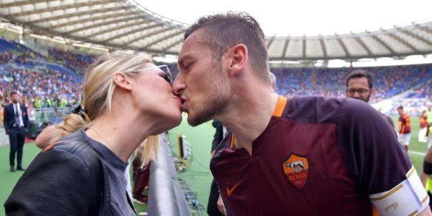 Ilary Blasy difende Francesco Totti: