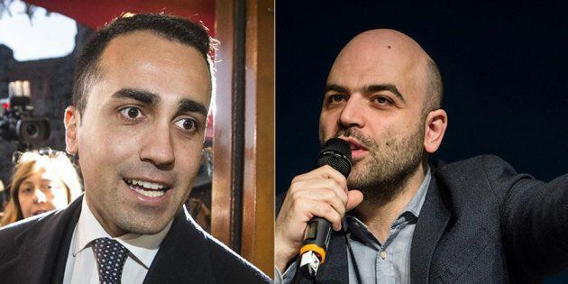 Tra Luigi Di Maio e Roberto Saviano durissima polemica su Ong e migranti.