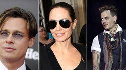 Angelina si fa consolare da Johnny Depp e blocca il numero di telefono di Brad (secondo i